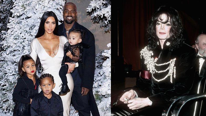 Kim Kardashian i Kanye West kupili córce na Gwiazdkę KURTKĘ MICHAELA JACKSONA za 66 tysięcy dolarów!