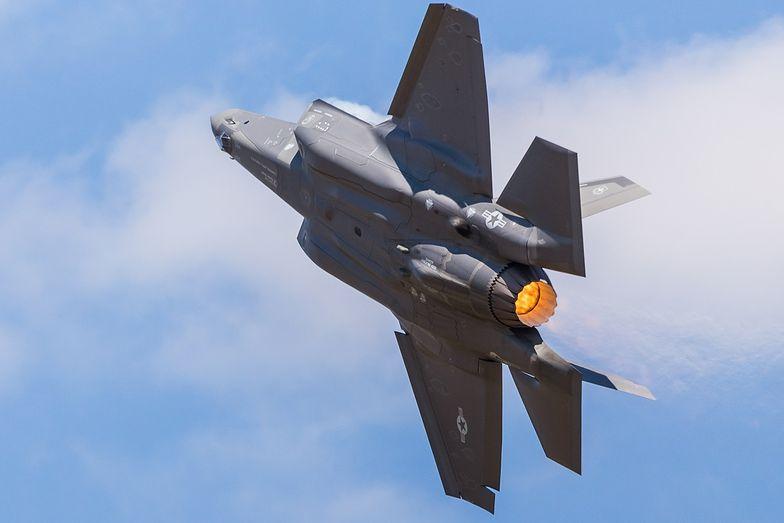 Polska zakupiła 32 myśliwce F-35