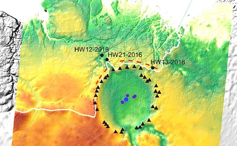 W Grenlandię uderzył ogromny meteoryt. Odkrycie potwierdzone