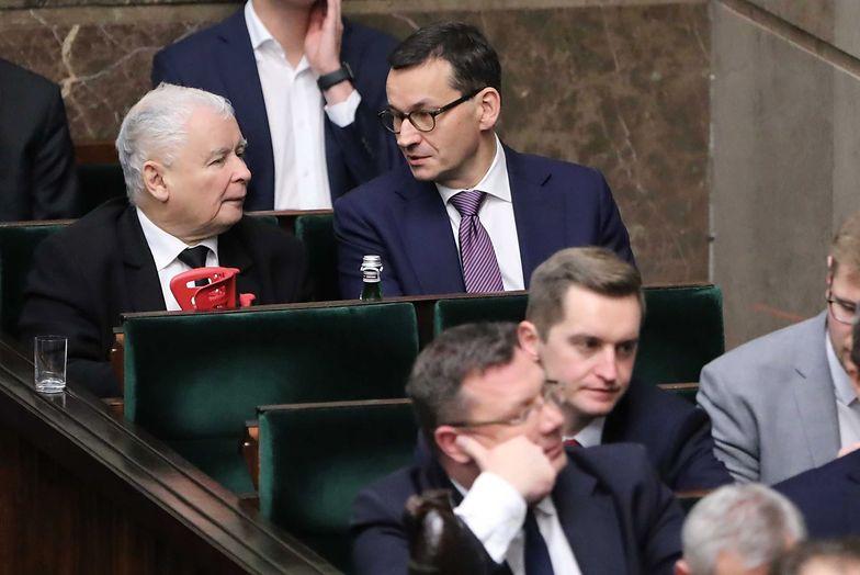 """Sejm przegłosował projekt """"ustawy dyscyplinującej"""" sędziów"""