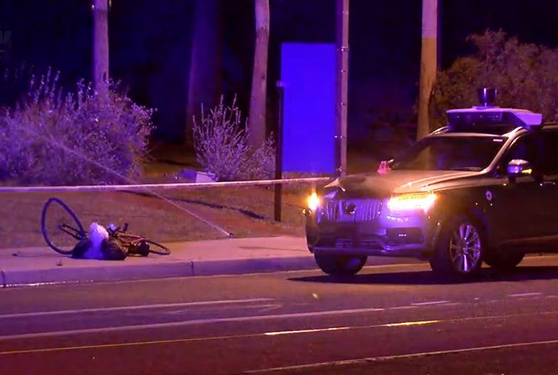 Pierwszy raz autonomiczne auto zabiło człowieka. Ofiarą mieszkanka Arizony