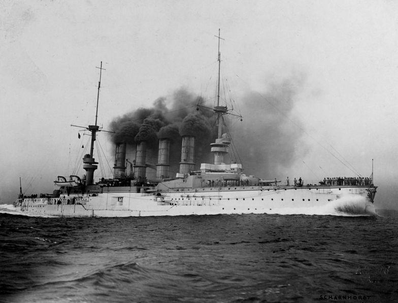 Odkrycie w oceanie. Niemiecki krążownik odnaleziony po 105 latach
