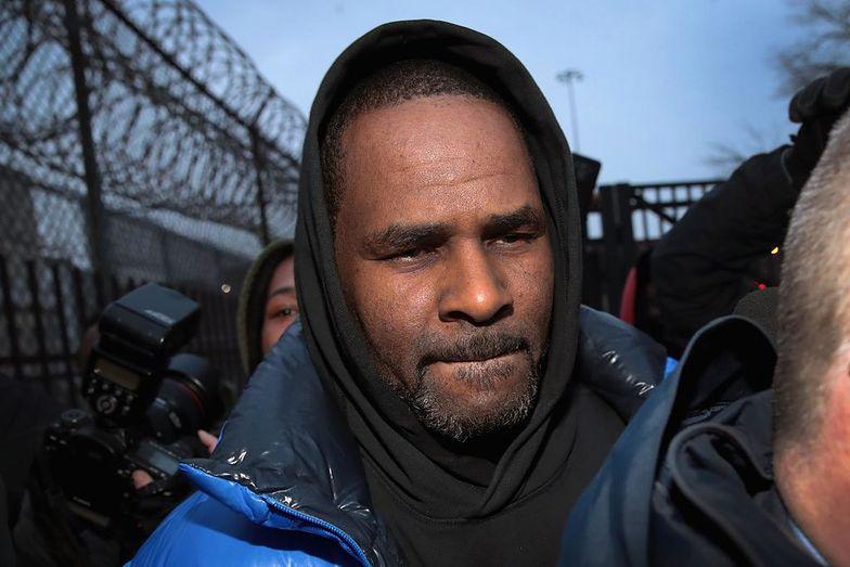 R. Kelly trafił do aresztu w piątek 22 lutego.