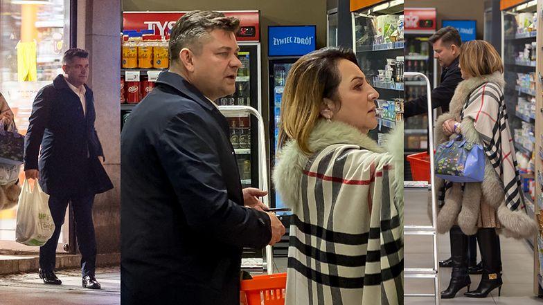 Zenek Martyniuk po premierze filmu o sobie poszedł z żoną do spożywczaka