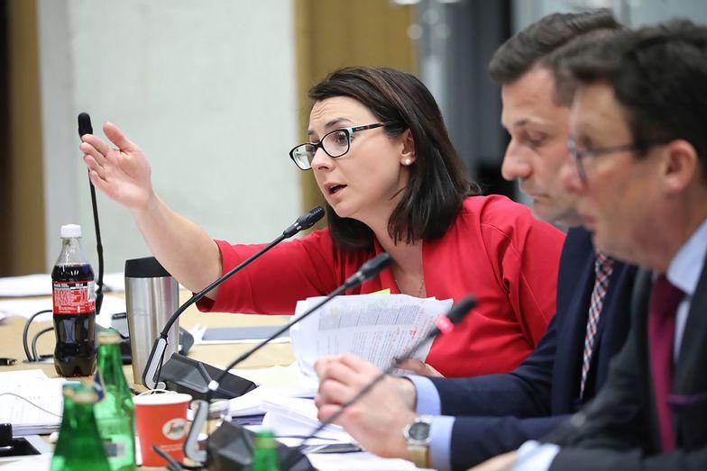 Krzyki i chaos na komisji sprawiedliwości