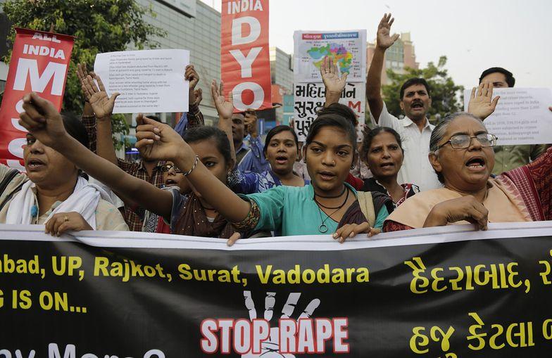 Indie. 25-latek zgwałcił 5-letnie dziecko na terenie ambasady USA