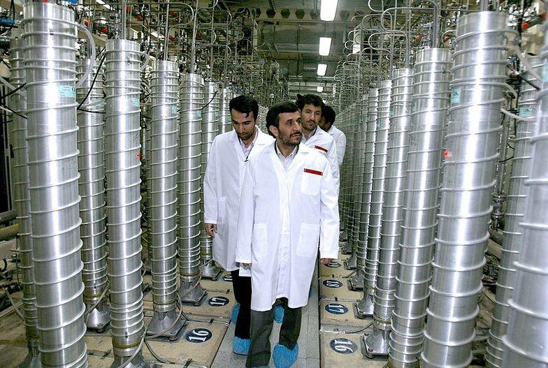 Iran narusza pakt nuklearny. Przekroczył limit wzbogaconego uranu