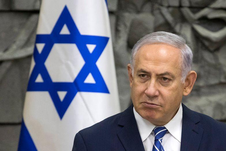 Izrael grozi bronią jądrową Iranowi