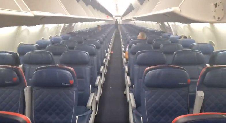 Przez koronawirusa linie lotnicze muszą obsługiwać loty widmo.