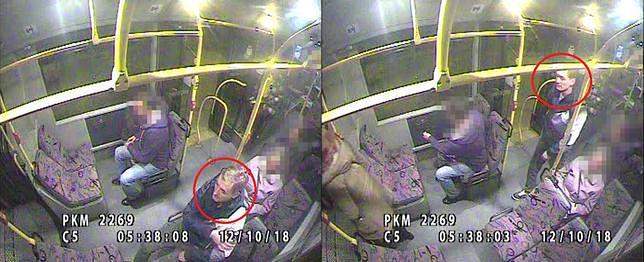 Gwałt w Gdyni. Policja zatrzymała mężczyznę z autobusu