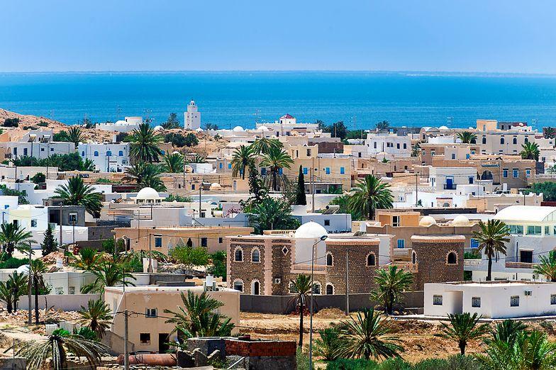 dżerba tunezja wczasy wakacje