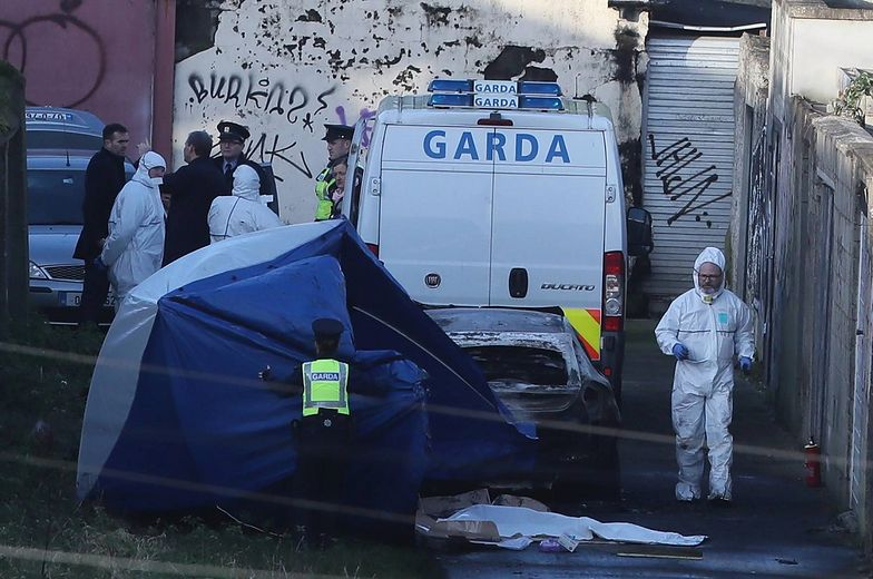 17-latek upokorzył gangstera z Dublina. Ciało chłopaka znaleźli w torbie