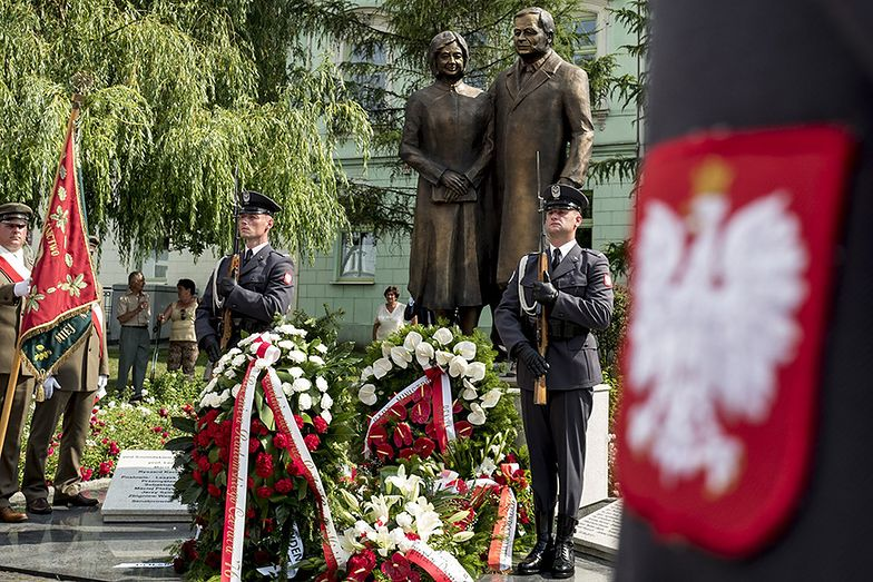 Pomnik Kaczyńskiego w Białymstoku. Rada zdecydowała o budowie