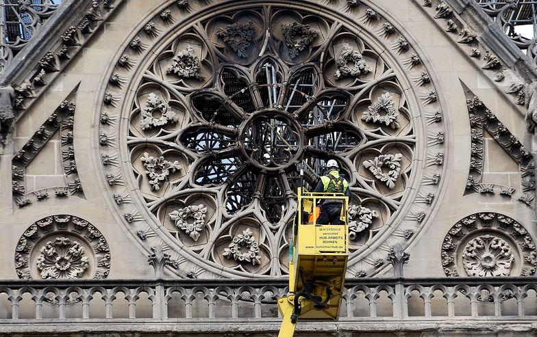 Alarm po pożarze katedry Notre Dame. Mieszkańcy muszą przebadać krew