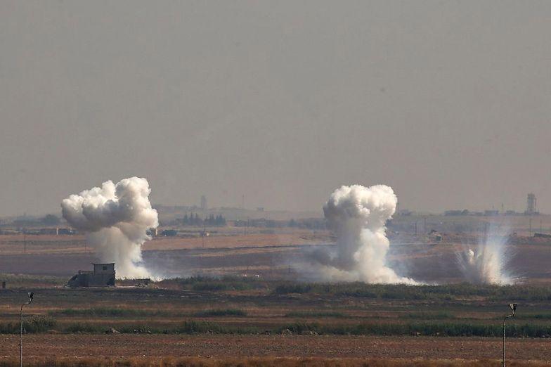 Turcja atakuje w Syrii