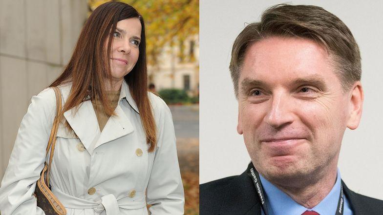 """Katarzyna Kolenda-Zaleska gra razem z WOŚP i dzieli się wspólnym zdjęciem z Tomaszem Lisem: """"Z uśmiechem, bo idzie ku dobremu"""""""