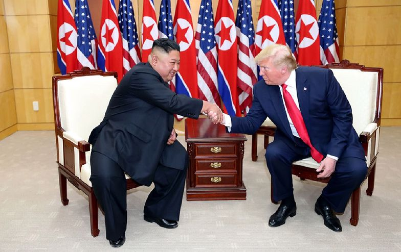 Urodziny Kim Dzong Una. Donald Trump zaskoczył