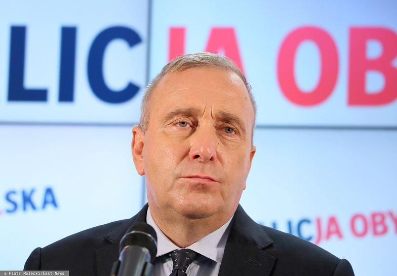 Grzegorz Schetyna ostrzega PiS