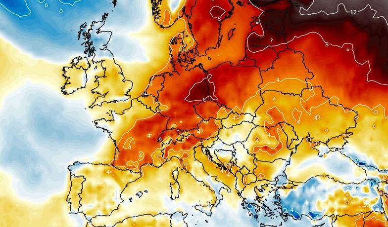 Pogoda. Kiedy przyjdzie zima? W styczniu 2020 ma być nadspodziewanie ciepło. Polska w strefie dodatnich anomalii temperatur.