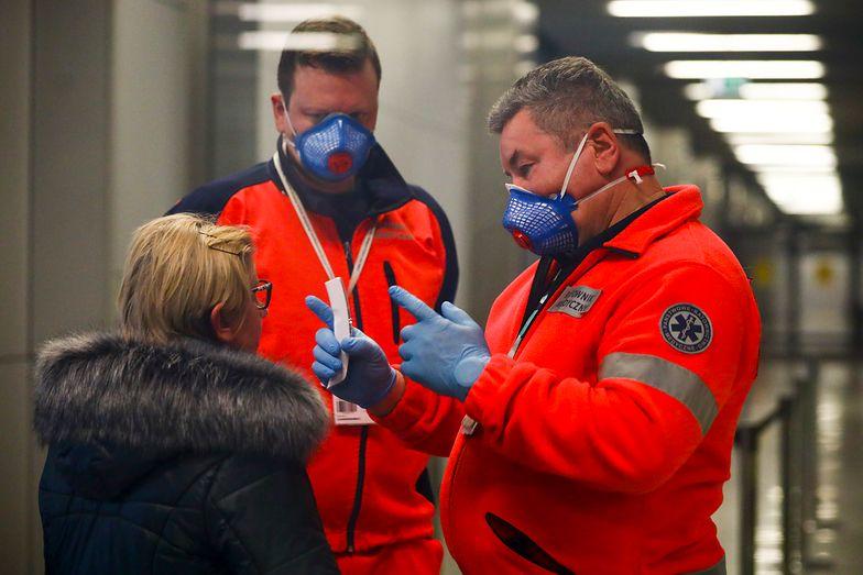 Polscy medycy wylecieli do Włoch z pomocą