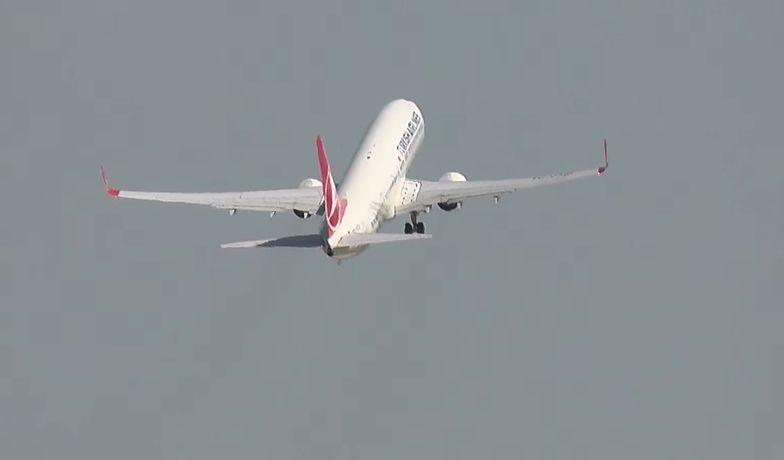 Boeing 737 musiał zawracać do Stambułu. Pasażer samolotu aresztowany