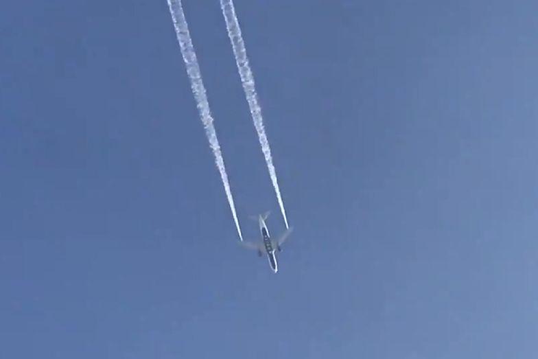 Boeing 777 zrzucił paliwo na dzieci. Rozmowa pilota z wieżą zdumiewa
