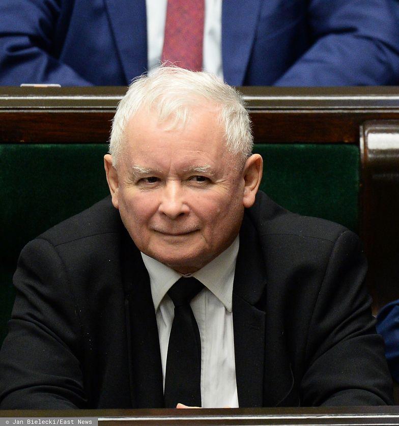 Jarosław Kaczyński o przyczynie ataków na Stanisława Piotrowicza
