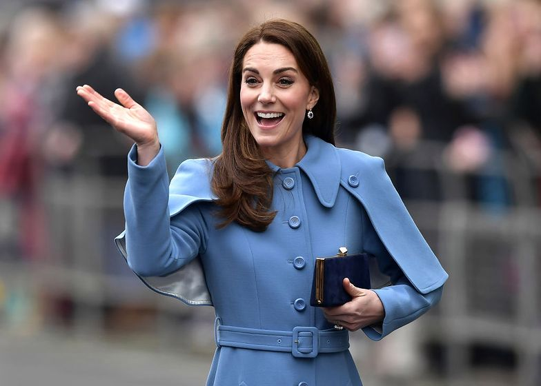 Księżna Kate zdjęła pierścionek