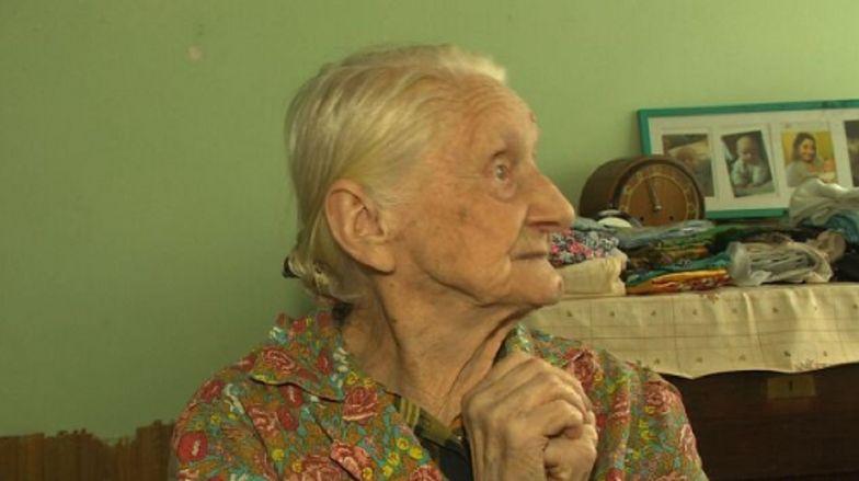 Bielsko-Biała. Nieoczekiwany finał zbiórki dla 99-letniej pani Ewy