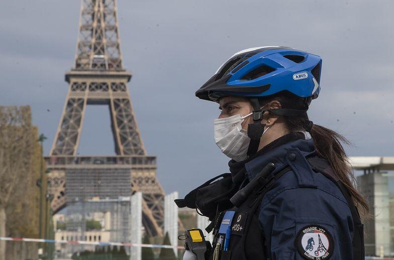 Koronawirus we Francji. Paryż zakazuje ćwiczeń w ciągu dnia