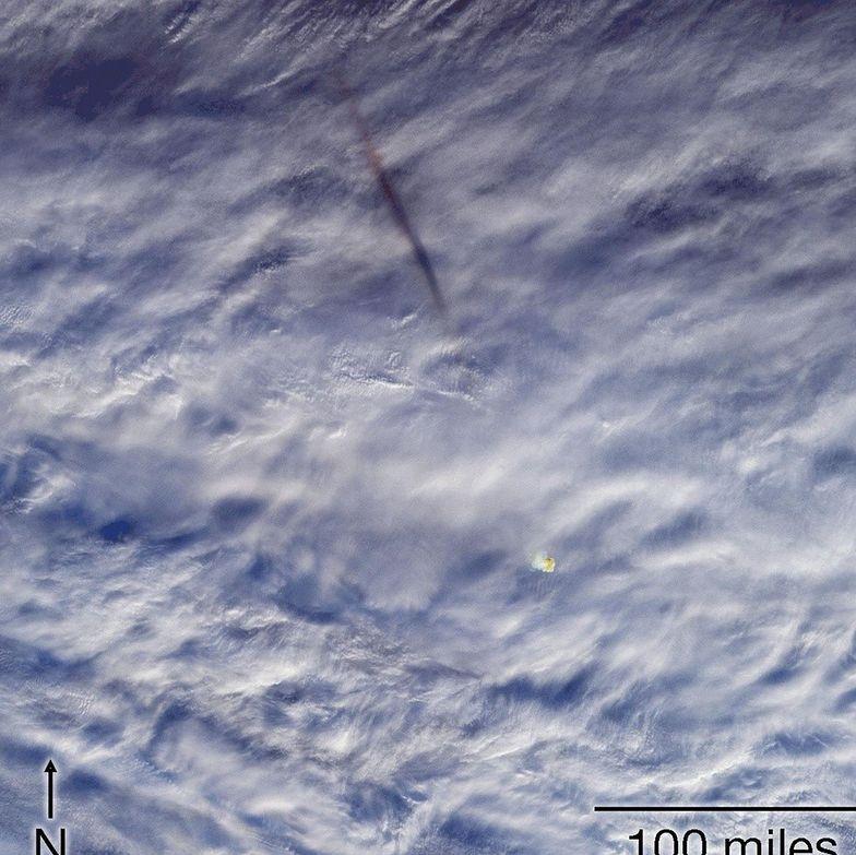 Zobacz wybuch meteorytu o sile 10 bomb zrzuconych na Hiroszimę