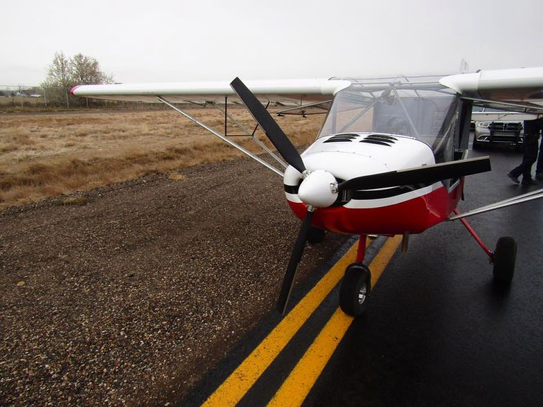 Utah. Nastolatkowie ukradli samolot. Przelecieli 24 kilometry