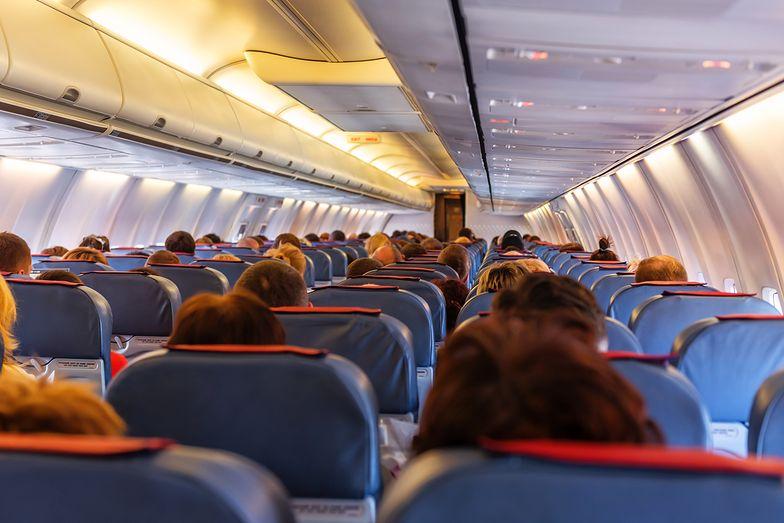 Lot do Nowego Jorku przerwany. Stewardessa zmarła na pokładzie