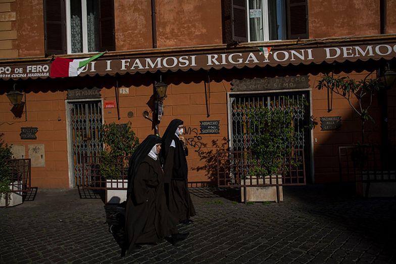 Koronawirus. Sześć zakonnic z jednego klasztoru zmarło na COVID-19