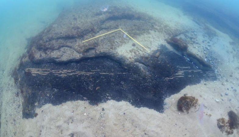 Niezwykłe znalezisko na dnie Bałtyku. Ma 9 tysięcy lat