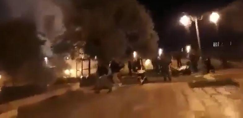 Al-Aksa pożar