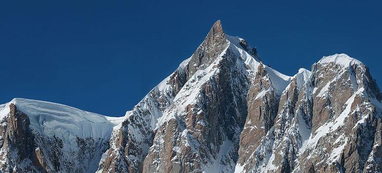 Polak zginął w masywie Mont Blanc. Porwała go lawina kamieni