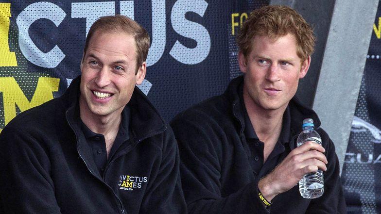"""Harry i książę William POGODZILI SIĘ podczas """"tajnej rozmowy""""! """"Była przełomowa"""""""
