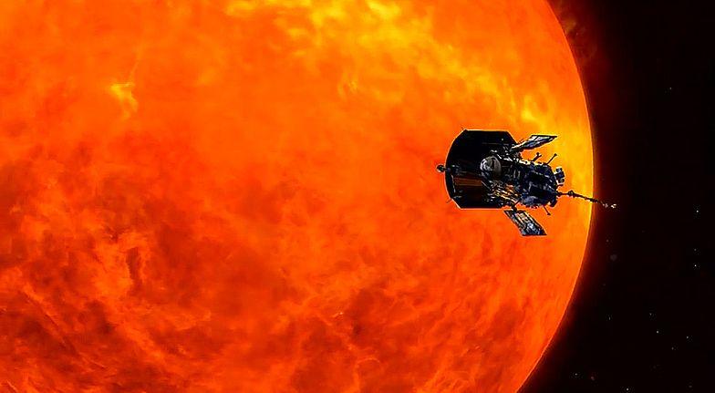 Sonda Parker to najszybszy obiekt stworzony przez człowieka