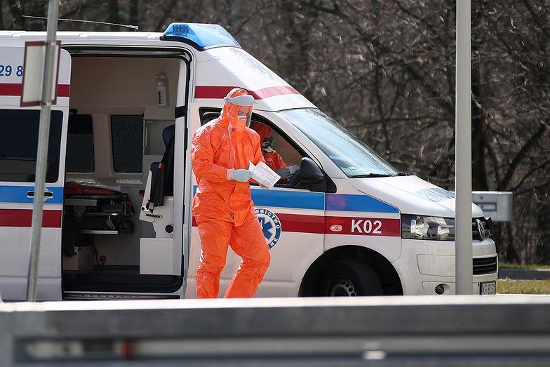Koronawirus w Polsce. Polskie służby medyczne w dobie pandemii