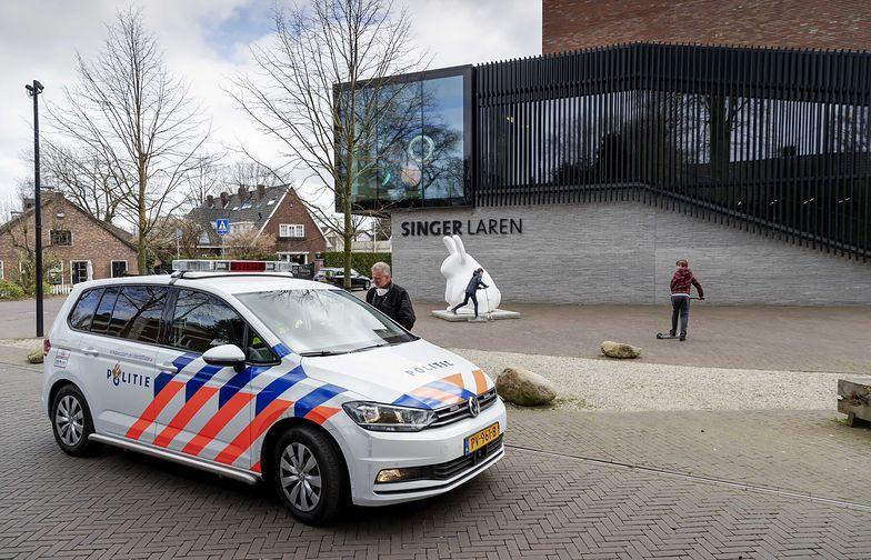 Obraz Van Gogha skradziono z muzeum Singer Laren w Amsterdamie