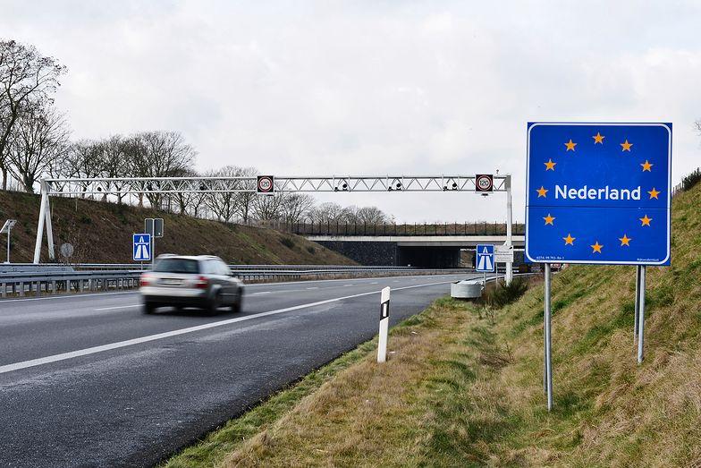 Polski kierowca zaszokował policję w Holandii. Tego jeszcze nie widzieli
