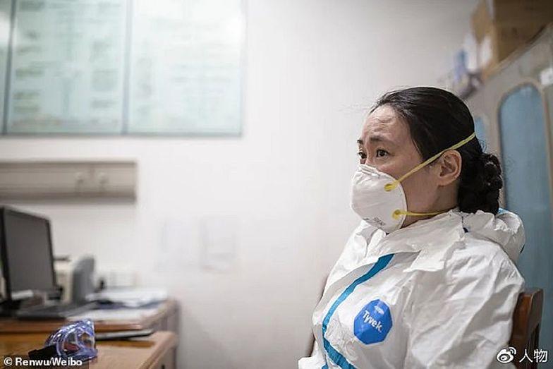 Wuhan. Ai Fen jako pierwsza alarmowała o nowym koronawirusie.