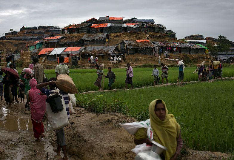 Ludobójstwo w Birmie. Spalili ponad 200 muzułmańskich wiosek