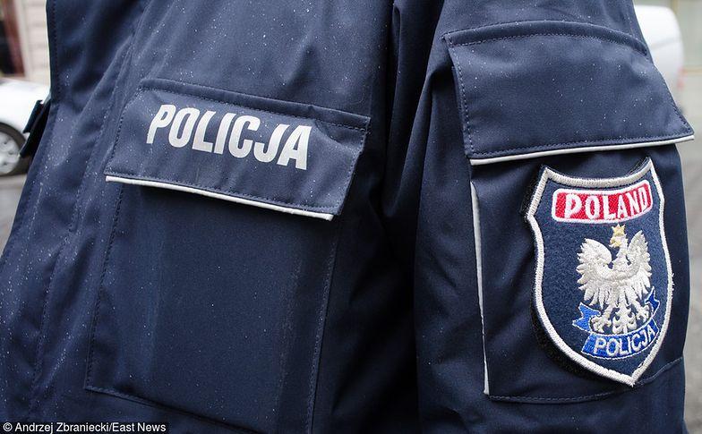 Policja ujęła mężczyznę
