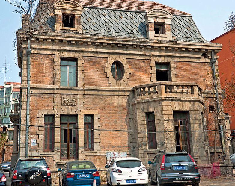Dom w Pekinie