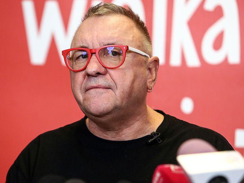 """Szef WOŚP: proszę o natychmiastowe przeprosiny za """"namiot Jurka Owsiaka"""""""