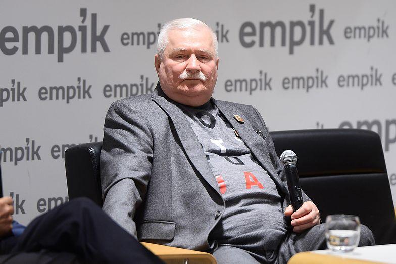 """Lech Wałęsa filozoficznie o śmierci: """"Ja chcę nowości i jestem już spakowany i OCZEKUJĘ NA PRZEJŚCIE"""""""