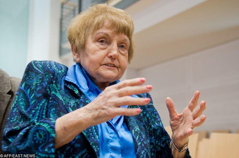 Nie żyje Eva Kor. Więźniarka Auschwitz zmarła w Krakowie