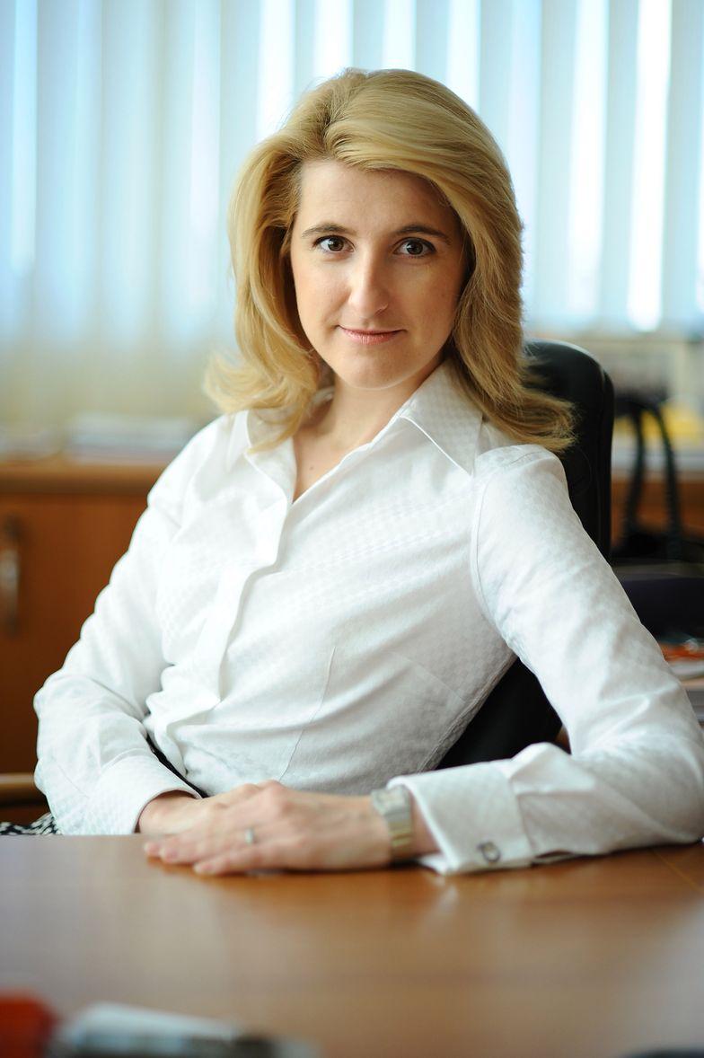 Grażyna Piotrowska-Oliwa, prezes zarządu Virgin Mobile Polska